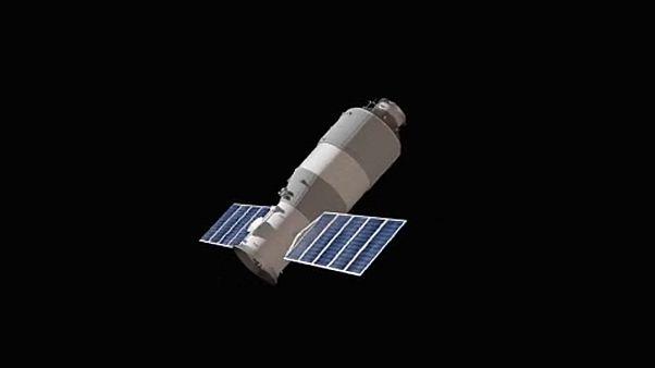 Vasárnap tér vissza a Tienkung-1 űrállomás