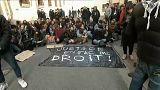 Κύμα φοιτητικών κινητοποιήσεων σαρώνει τη Γαλλία