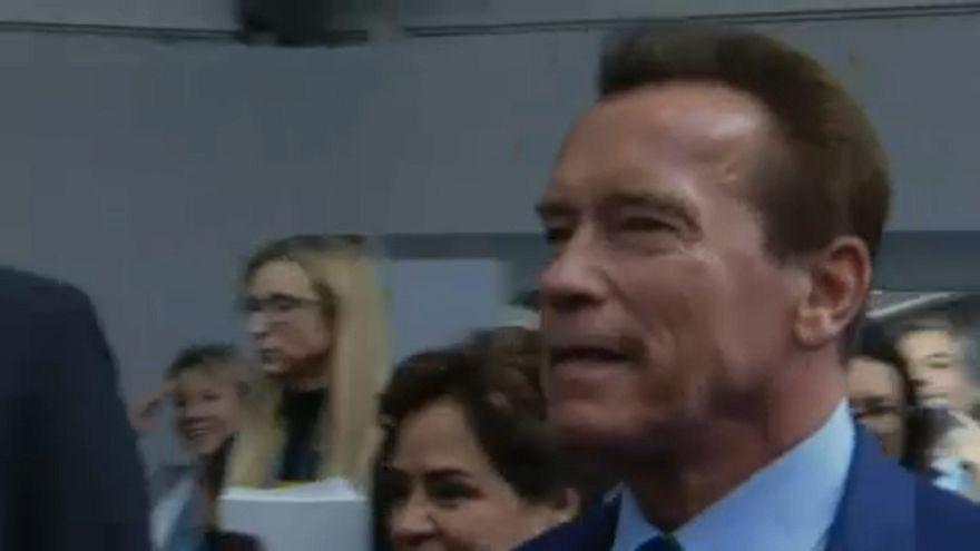 Nyitott szívműtétet hajtottak végre Schwarzeneggeren