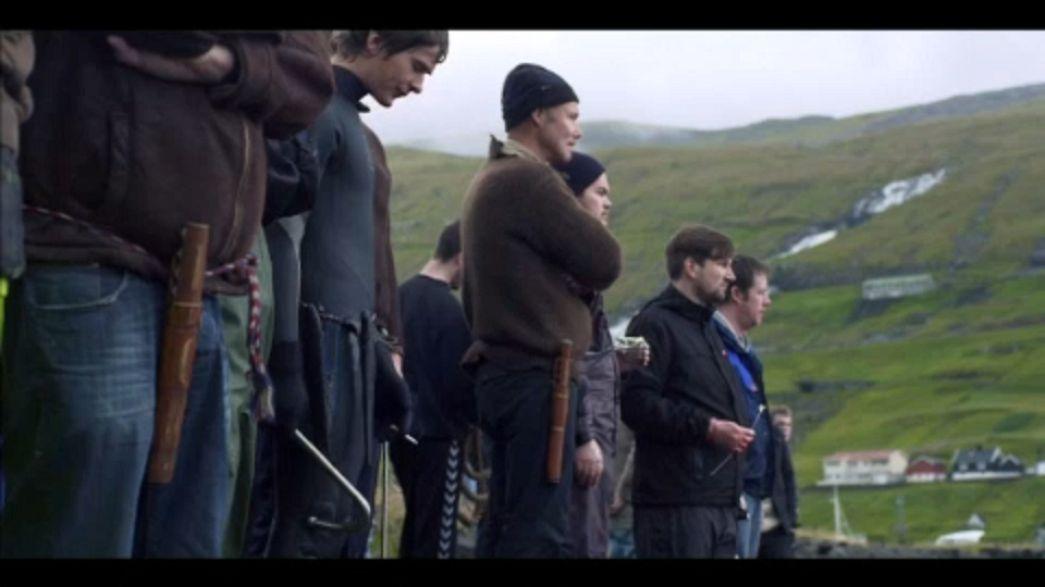 Habitantes das Ilhas Faroé