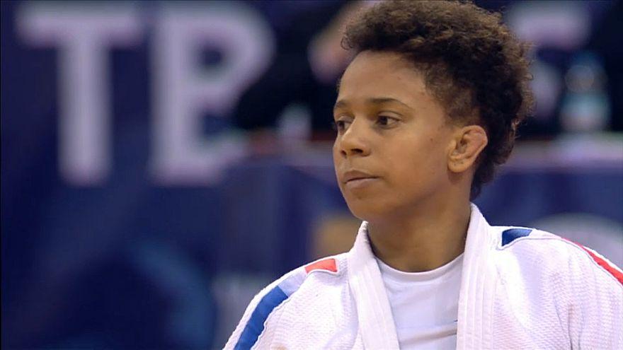 Judo - Grand Prix de Tbilissi : Amandine Buchard en or