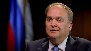 Retaliation 'goes without saying': Russia's US ambassador on Skripal affair