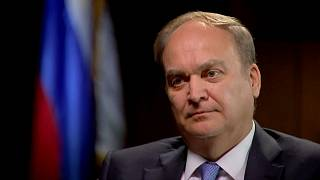 Anatoly Antonov, ambasciatore russo negli Usa