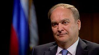 Embaixador russo nos EUA, Anatoly Antonov