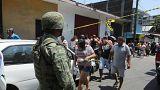 قتيلان في إطلاق نار بمنتجع أكابولكو بالمكسيك