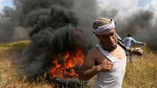 """Gaza: la """"Marcia del Ritorno"""", un bagno di sangue"""