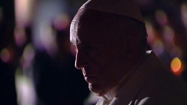 El papa arremete contra un mundo donde impera el orgullo y el egoísmo