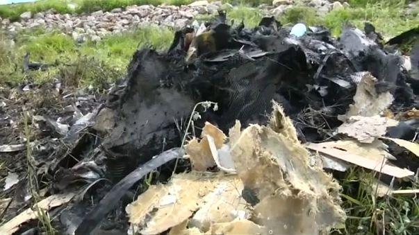 سقوط طائرة إسرائيلية بدون طيار في جنوب لبنان