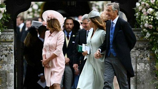 Vergewaltigungsvorwürfe gegen den Schwiegervater von Pippa Middleton