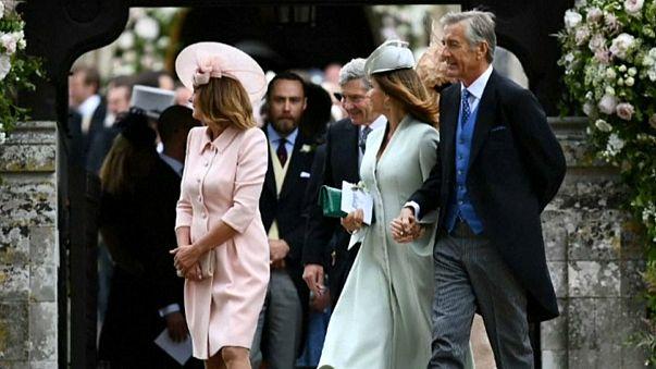 Sogro da irmã de Kate Middleton suspeito de abusos sexuais