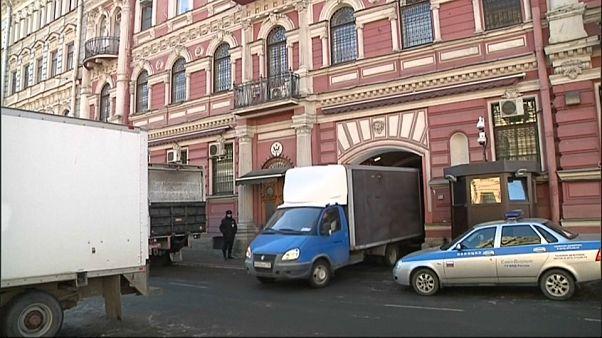 Rusia advierte a Londres de que deberá enviar a casa a unos 50 diplomáticos