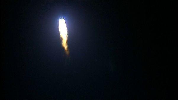 """China: Raumstation kommt als """"prächtiger Sternschnuppenregen"""" runter"""