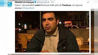 رحیم نوازوف، شهروند آذربایجانی که به فرانسه پناهنده شده بود، ترور شد