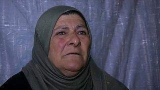 أم مكلومة تتمنى لم شمل أسرتها الصغيرة بعد أن شتتها الصراع السوري