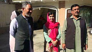 Pakistan: Malala, Premio Nobel per la pace, è tornata a casa