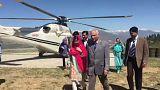 Szülővárosába látogatott Malala