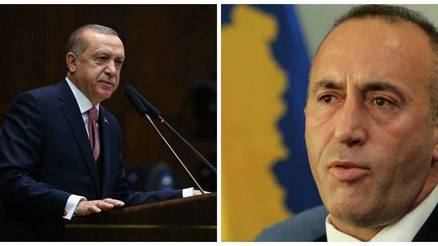 Erdoğan'dan Kosova başbakanına tepki