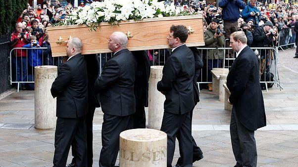 Trauerfeier für Stephen Hawking