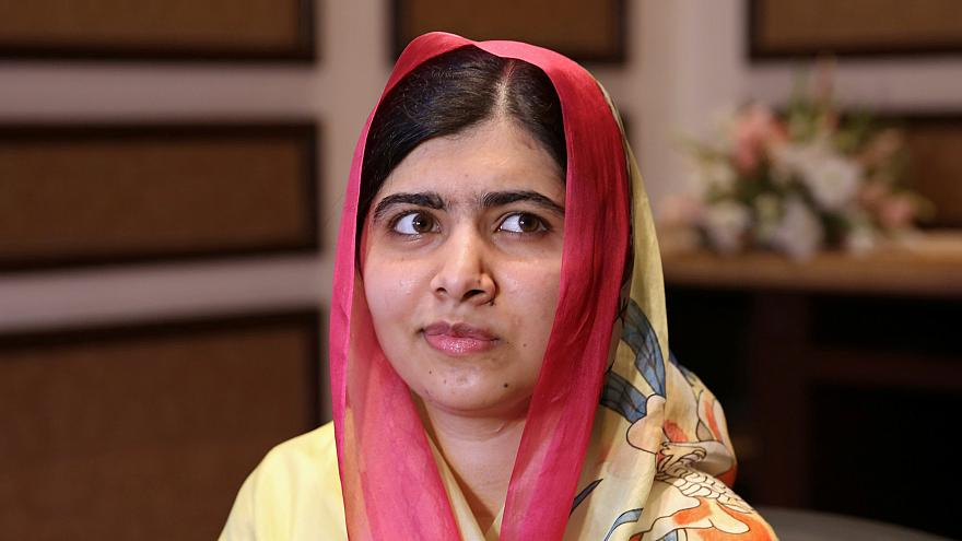 Malala de retour sur ses terres