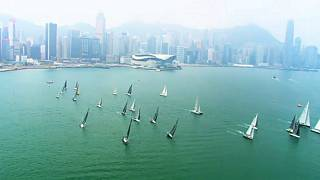 مسابقه قایقرانی چین