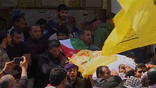 Funerales bajo máxima tensión en Gaza