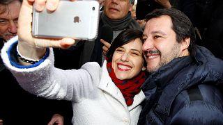 Salvini verspricht, ab dem 3. April nicht mehr zu rauchen