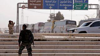 95% من الغوطة الشرقية في قبضة الجيش السوري وتوعّدٌ بمواصلة القتال حتى إخراج آخر مسلح