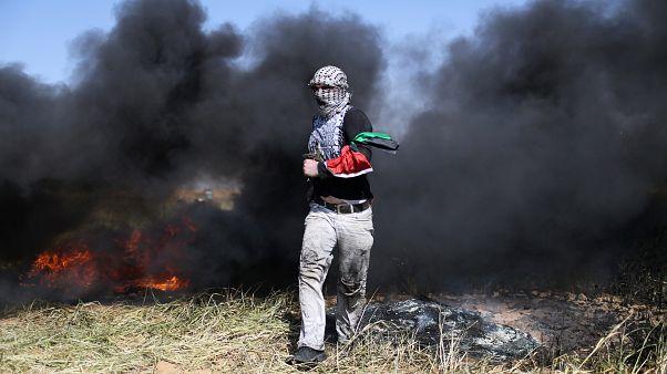 """Gaza: 17 morti alla """"marcia per il ritorno"""""""