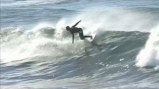 O adeus de um ícone do surf, Mick Fanning