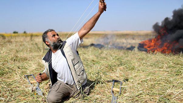Palestinianios e israelitas trocam acusações sobre mortes de sexta-feira