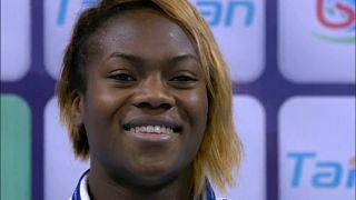 Judo - Grand Prix de Tbilissi : les Françaises en feu