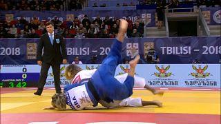 Judo: Tbilisi Grand Prix, giornata favorevole a Francia e Georgia