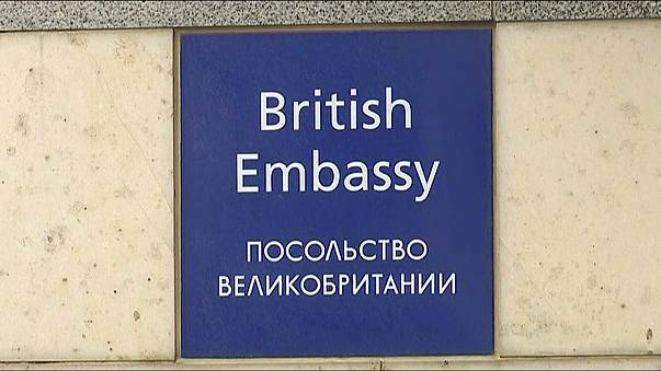Россия доведет число высланных британцев до 50