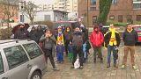 В Германии прошла акция в поддержку Пучдемона