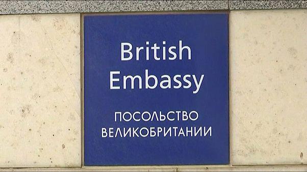 Nueva vuelta de tuerca en la crisis diplomática entre Londres y Moscú
