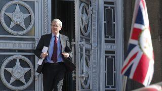 Crise diplomática entre Rússia e Reino Unido agrava-se