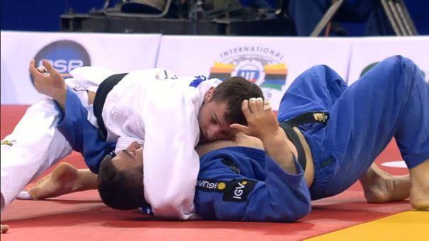 Judo português conquista medalha de prata em Tbilissi