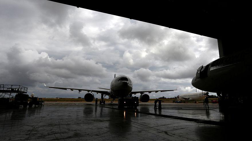 Warum musste der Swiss-Airbus 5 Stunden über Zürich kreisen?