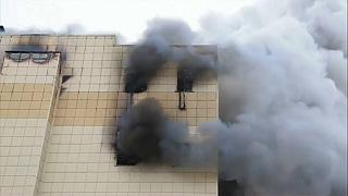 استقالة محافظ روسي على خلفية حريق أوقع عشرات القتلى في مركز تجاري