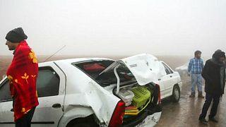 افزایش ۳ درصدی تعداد کشته شدگان حوادث رانندگی نوروز ۹۷