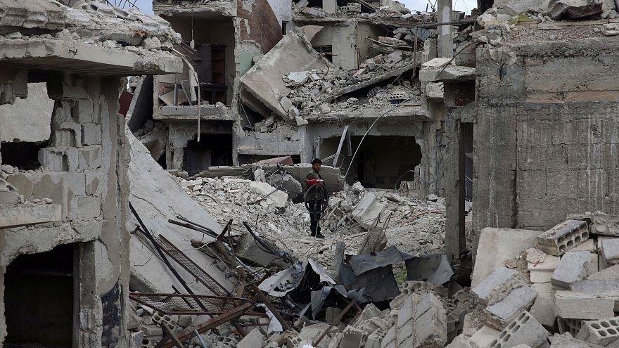 """""""Acordo final"""" para evacuação de Ghouta Oriental"""