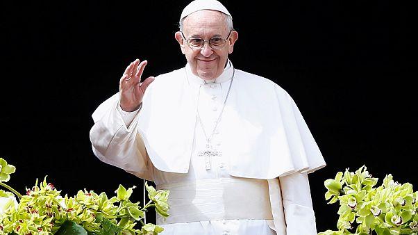 Ειρήνη σε Συρία και Άγιους Τόπους ζήτησε ο Πάπας