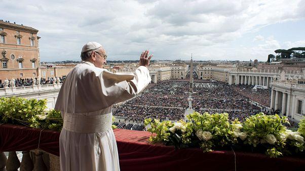 La Syrie au coeur du message papal