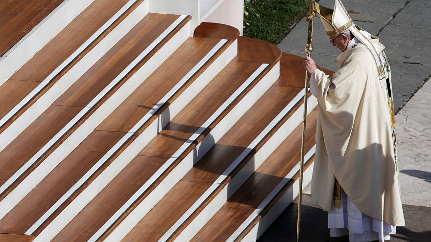 Pope Francis has delivered the traditional Urbi et Orbi message.