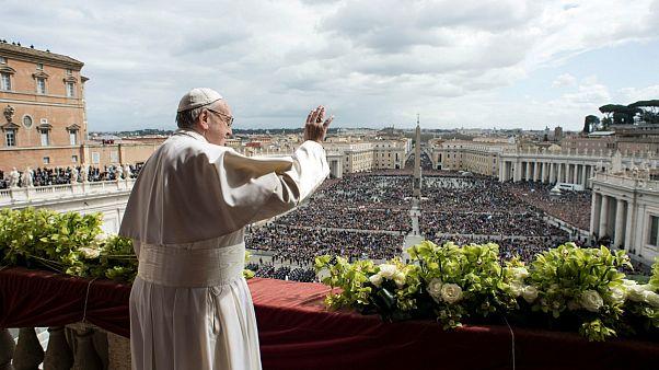 رهبر کاتولیکهای جهان