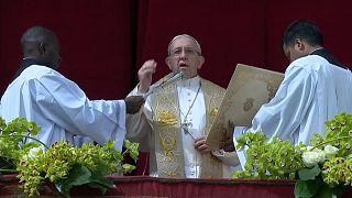 Papa Francisco apela ao fim da guerra na Síria
