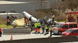 Dois mortos em acidente com avião em França