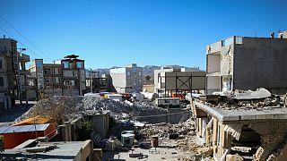 زلزله سرپل ذهاب ۵۳ مصدوم بر جا گذاشت