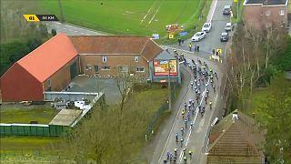Ciclismo: Van der Breggen vince il Giro delle Fiandre