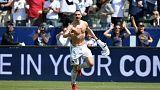 شروع فوق العاده زلاتان ابراهیموویچ در لیگ فوتبال آمریکا
